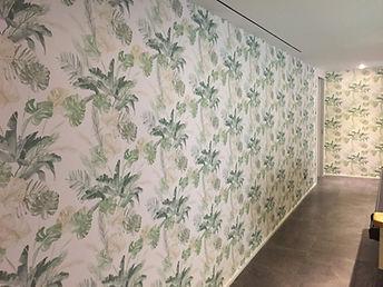 Pintores Zaragoza - Rulato - Colocación de papel pintado