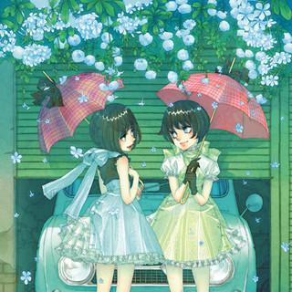 2007.12「水色シャワー」
