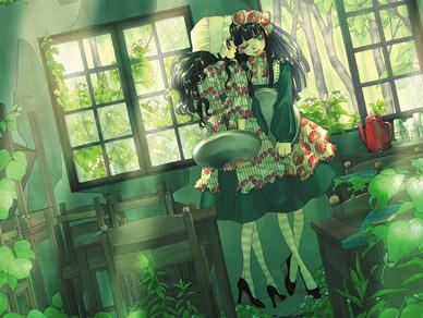 2006.04「廃屋喫茶」