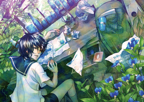 2011.07「宵越しの手紙」