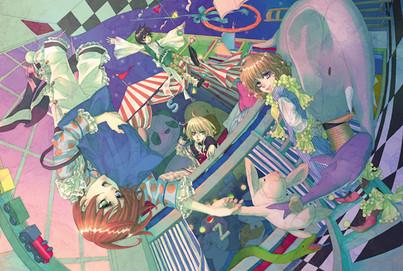 2008.05「暁のサーカス」