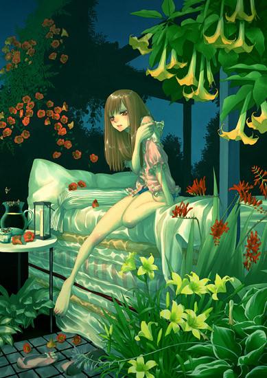 2005.07「A midsummer night」