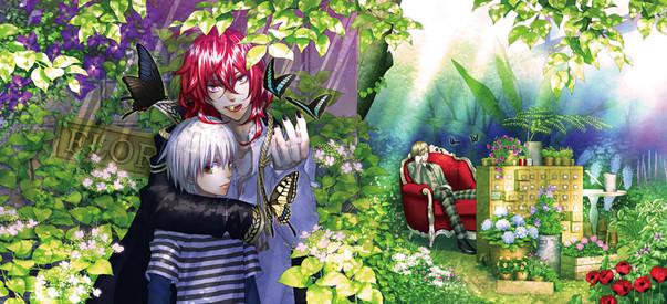 2011.06「エデンの箱庭」