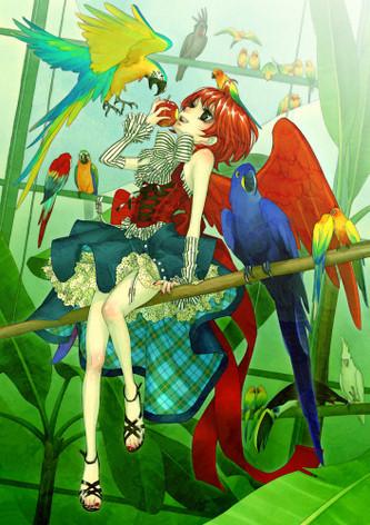 2006.07「Exotic Bird」