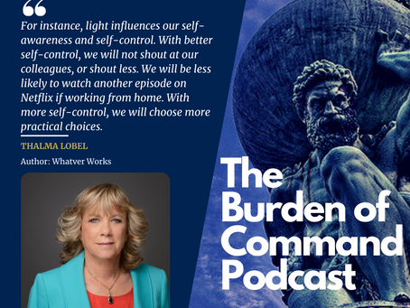 The Burden of Command Ep. 75 - Whatever Works W/ Thalma Lobel