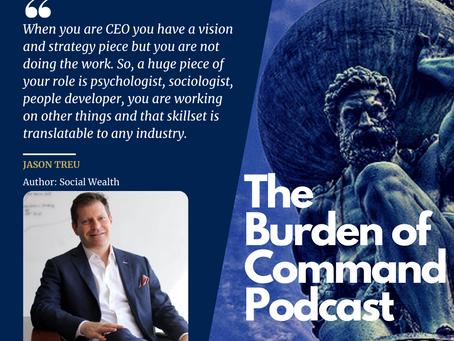 The Burden of Command Ep. 80 - Trust W/ Jason Treu