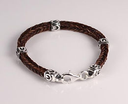 Twisted Tails Horsehair Jewelry Bracelet B3 Barefoot