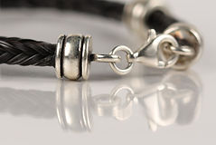 Twisted Tails Horsehair Jewelry End Caps Barrel
