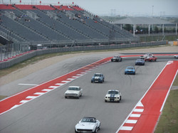 COTA 2017 The Mighty on track