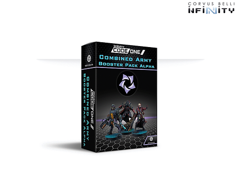 Combined Army Booster Pack Alpha