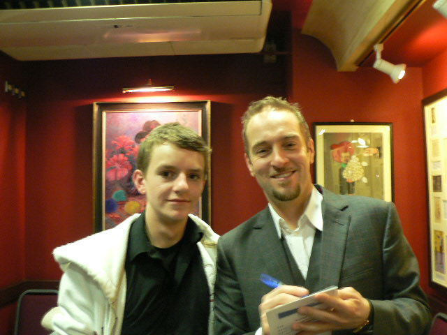 Toni & Derren Brown