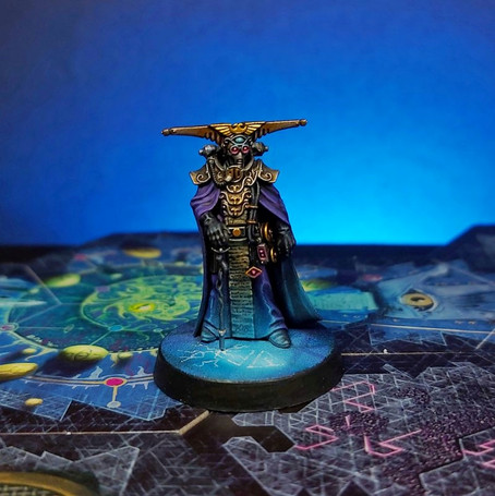 Blackstone Fortress characters update!
