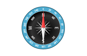 Compass component (Testing)