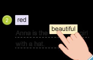 Extend Sentence component