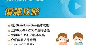 復課攻略【網上直播回顧】ZOOM 直播及製作教材的基本功能