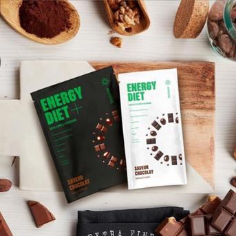 Recettes Energy Diet