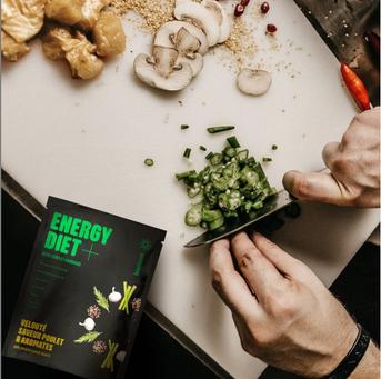 Recette Energy Diet