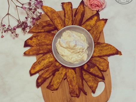 Potatoes de Patate douce