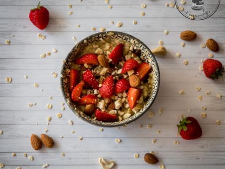 Porridge + Energy Diet sucré