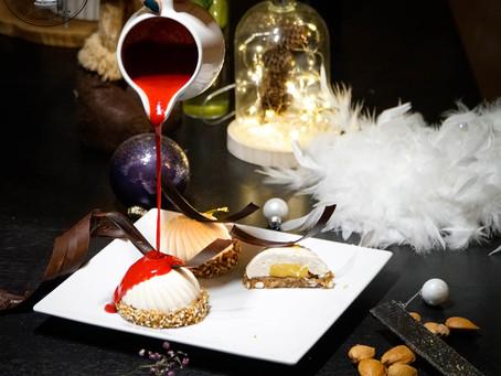 Cheesecake Noix de Cajou / Citron / Framboise