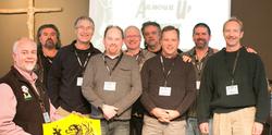 Speakers/Partial Leadership team