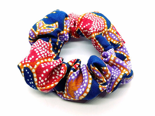 Batik Scrunchie Awan