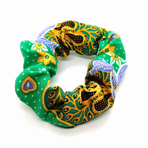 Batik Scrunchie Java