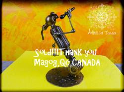 Singer, vendu, Canada