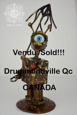 Lightning Detector, vendu, Canada