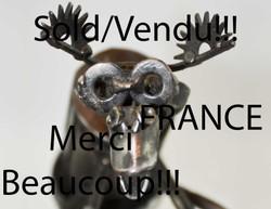 Moose, vendu, France