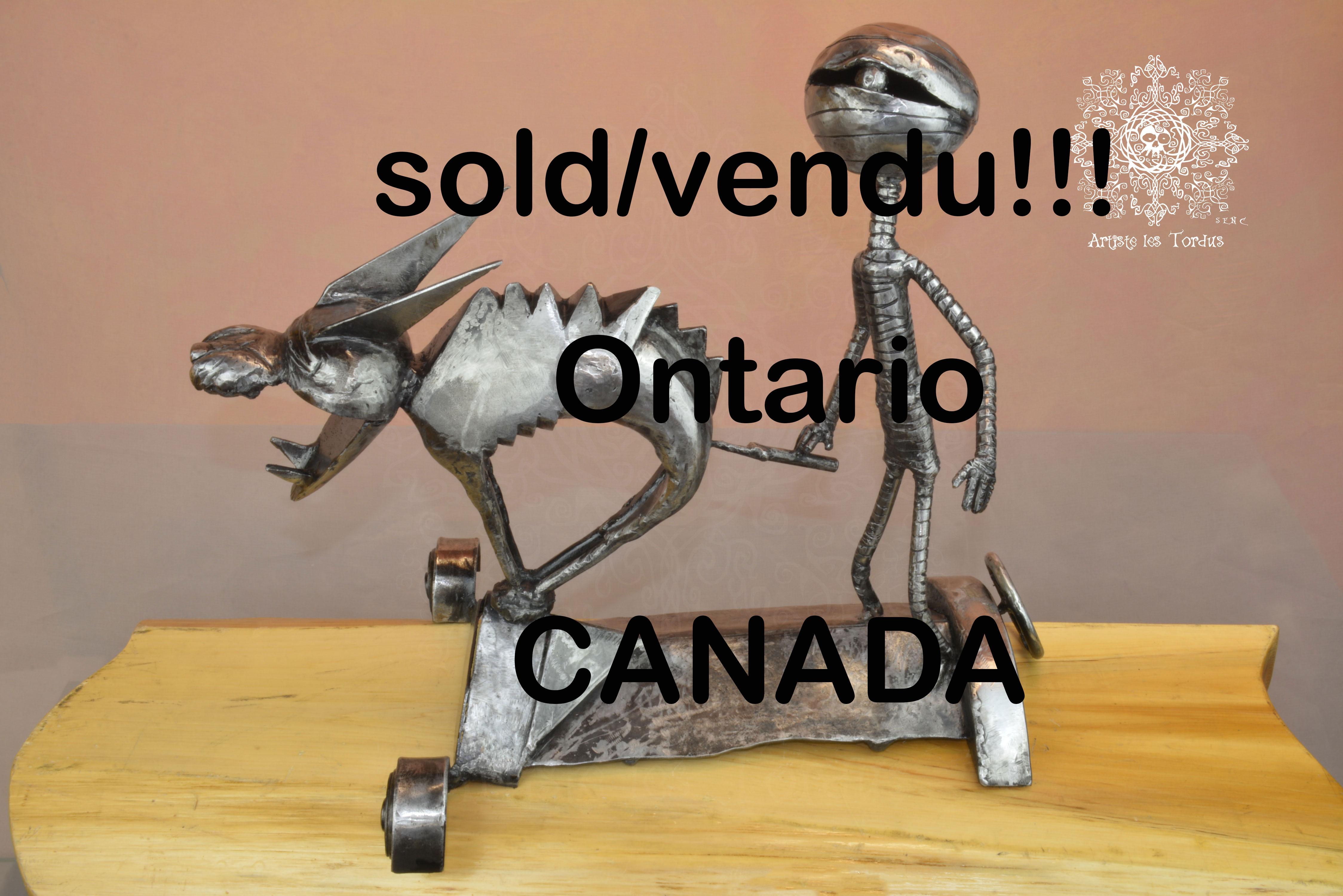 Cat Alarm, vendu, Canada