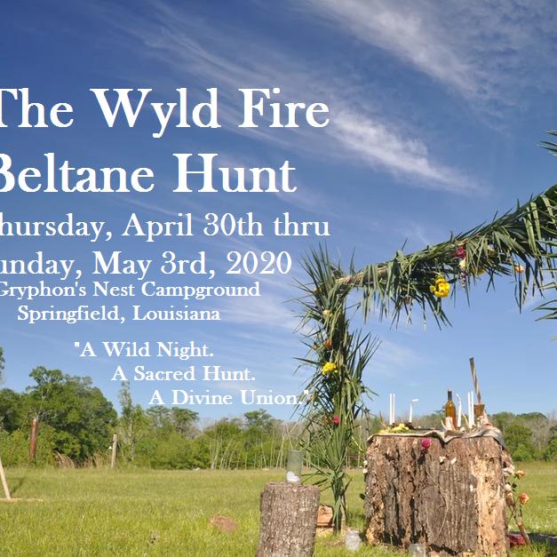 The Wyld Fire Beltane Hunt