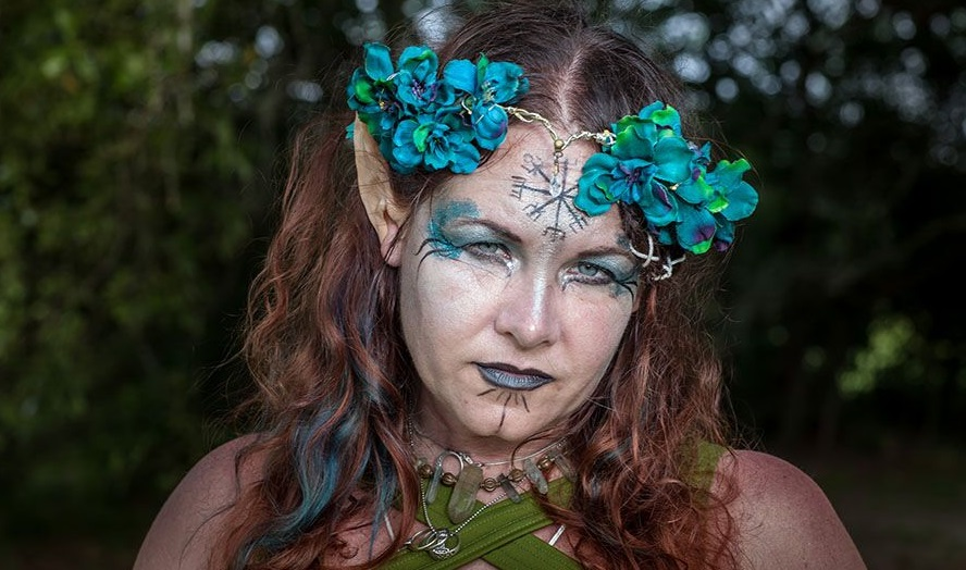 Elemental Goddess 2017