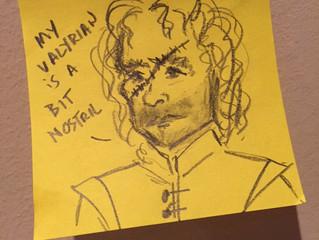Game of Thrones Fan Meets Sociolinguistic-Teacher-Nerd