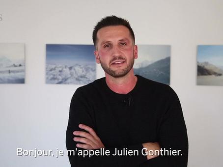 Teaser: Julien Gonthier
