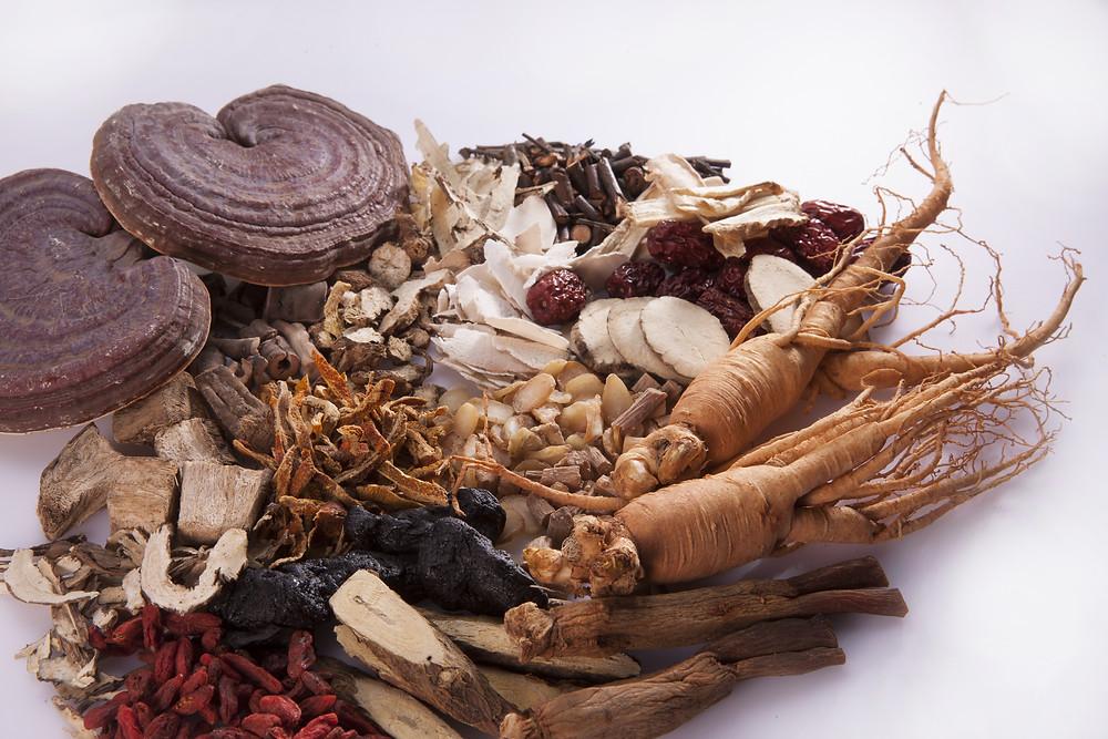 Chinesische Medizin und Kräuter