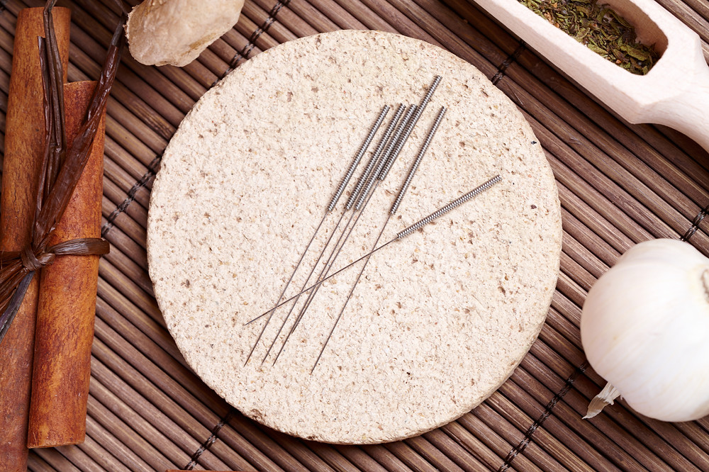 Akupunkturnadel