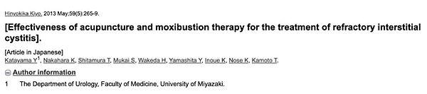 7. Wirkung der TCM-Wärmetherapie mit Aku