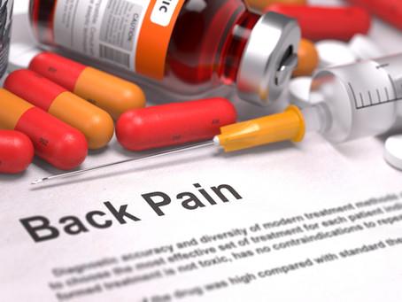 Aktuelle Bandscheibenvorfall-Therapie in Studien : OP, Schmerzmittel und Akupunktur