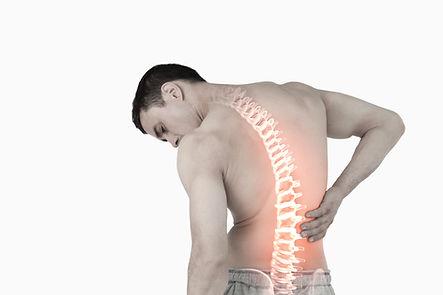 Rückenschmerzen Praxis Doson
