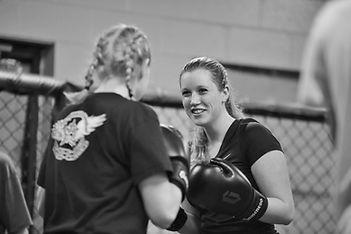 Kick Boxing Fitness Karate Wallingford Cheshire Meriden