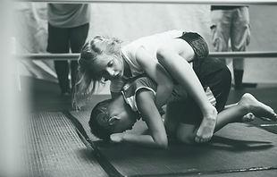 Kids BJJ MMA Karate Wallingford Cheshire Merdien