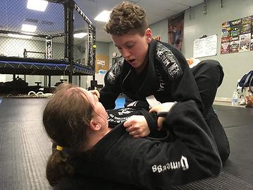 BJJ MMA Karate Wallingford Cheshire Meriden