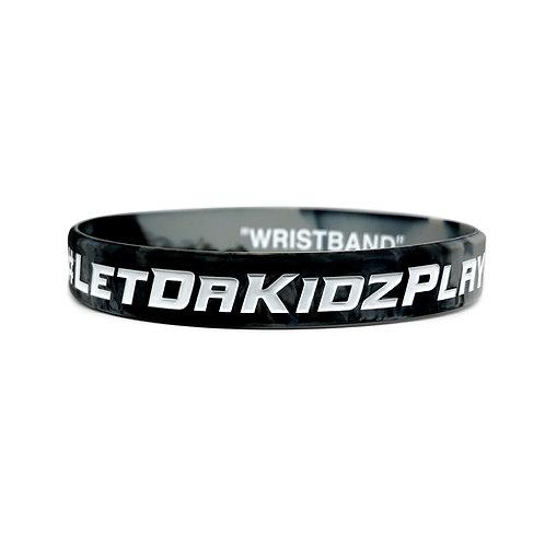 WRISTBAND - #LDKP KANAKA - BLK/GRY