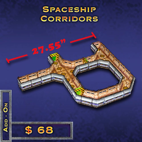 Add-On - Space Ship Corridor Set