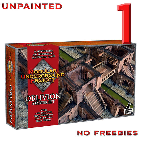 1 x OBLIVION Unpainted