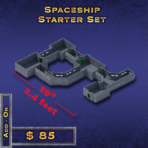 Add-On - Space Ship Dungeon Set