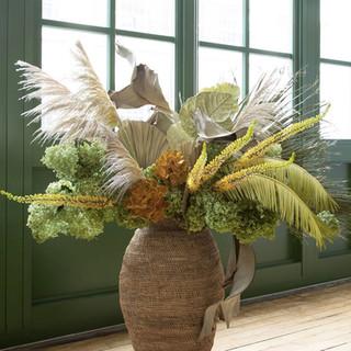 7 Dried Flower Arrangements to Inspire Y