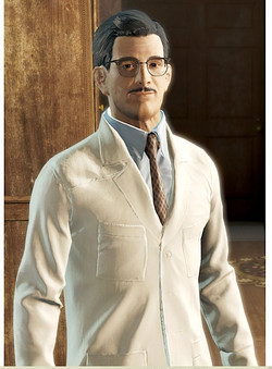 """As Jack Cabot in """"Fallout 4""""."""