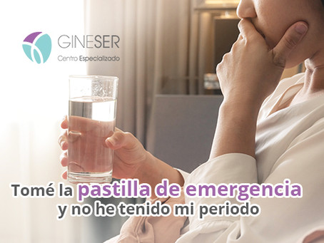Tomé la pastilla de emergencia y no he tenido mi periodo